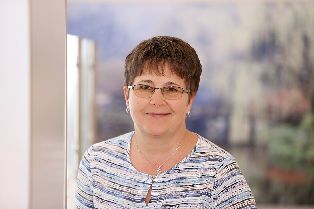 Hausarzt Lage - Dr. Burghardt - Team - Galina Weber