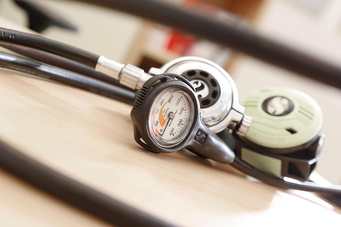 Hausarzt Lage - Dr. Burghardt - Leistungen - Details in der Praxis