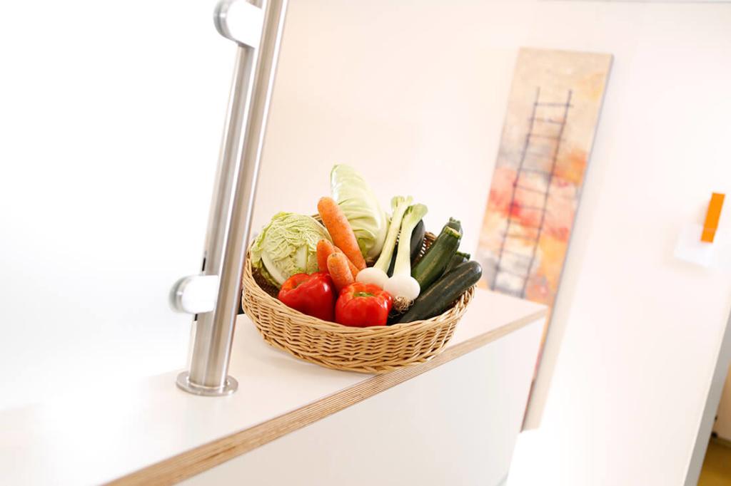 Hausarzt Lage - Dr. Burghardt - Leistungen - Ernährungsmedizin